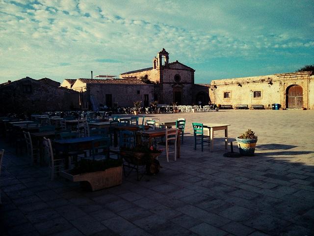 Piazza Marzamemi